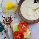 white sauce recipe